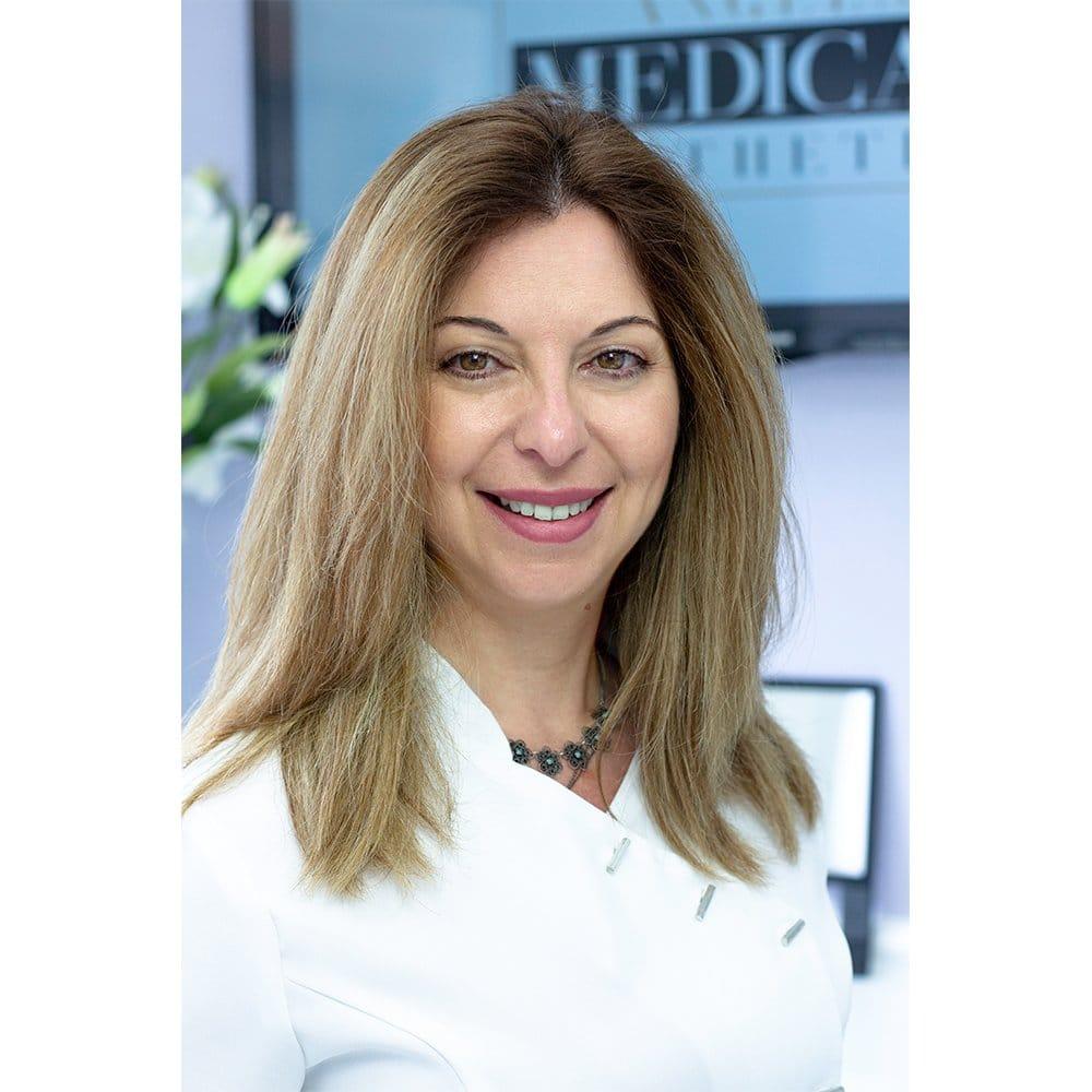 Gold Angels Medical Aesthetics | Dr Maria Eleni Nikolaidou | London