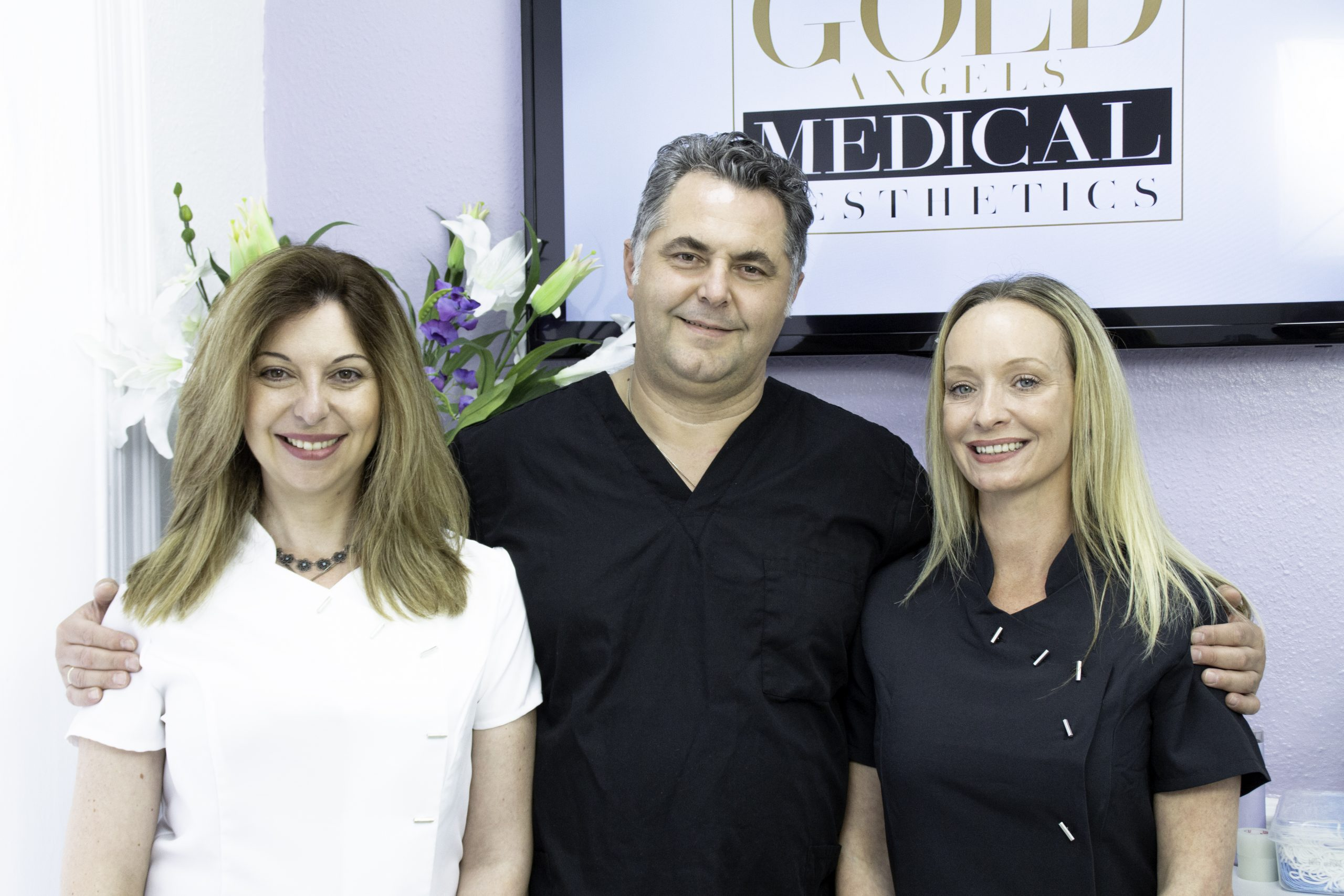 Gold Angels | medical Aesthetics | Our Team | London